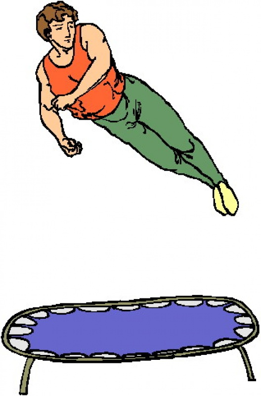 Trampoline animated gif
